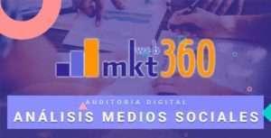 Auditoria social media marketing