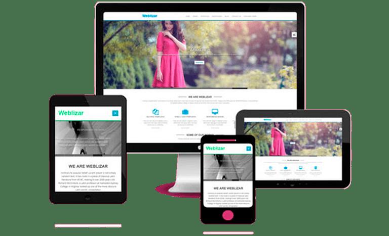 Diseño web responsive multidispositivo
