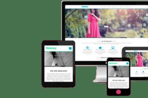 Diseño web corporativas responsive