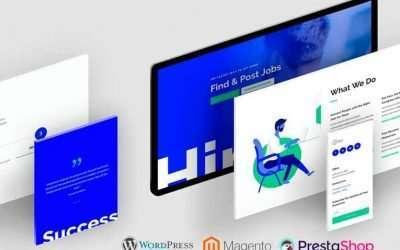 Crear una página web de empresa, ¿Qué necesito?