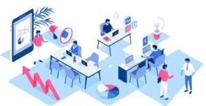 Medidas organizativas en la oficina