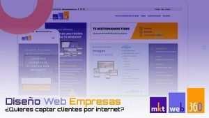 Diseño páginas web para empresas