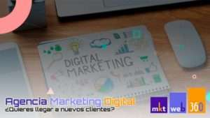 Tu agencia digital de marketing online