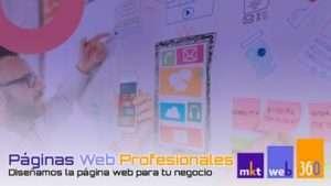 Oferta de páginas web profesionales baratas
