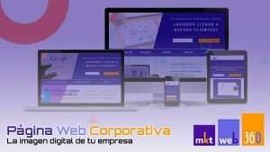 Diseño de página web corporativa para tu empresa