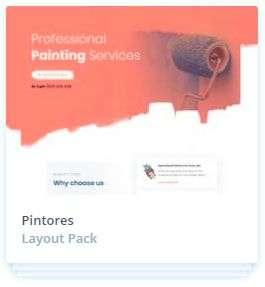 Ver demo 1 páginas web para pintores