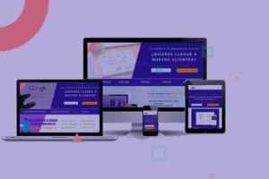 Diseño web de la imagen corporativa
