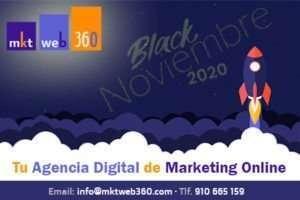 Black Noviembre - Servicios de Marketing