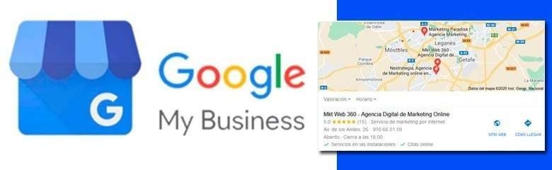 Google MyBusiness - Oportunidad SEO Local y reputación de empresa
