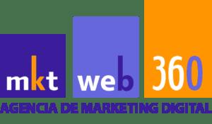 Logotipo Mkt Web 360
