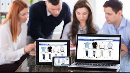 Desarrollo web para tiendas online
