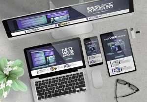 Diseño de paginas web responsive bajo CMS