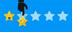 Reseñas negativas en google my business